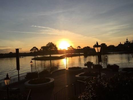 Disney Favorite Sunrise