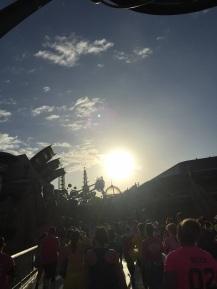 Disney Sunrise